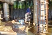 Rebar Cage Installation