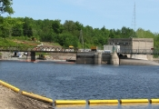 Repairs of Nepesiguit Dams