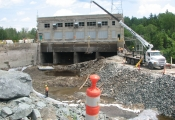 NB Power Nepisuguit Dams