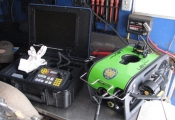 Inspection Télécomander par Sous-Marin Acadian Marine and Diving