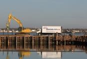 Shippagan Wharf Repairs