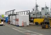 Ber roulant de la base d'armée d'Halifax