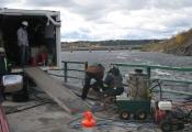 NB Power Mactaquac Instalation UPSTREAM SEAL