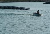 Underwater Instalation HDPE Pipe Line Intake  Port of Belledune