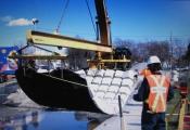 Supply and Instalations of Concrete Matress Shippagan Wharf