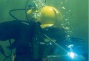 Underwater Welding Wharf Repairs in Shippagan, NB